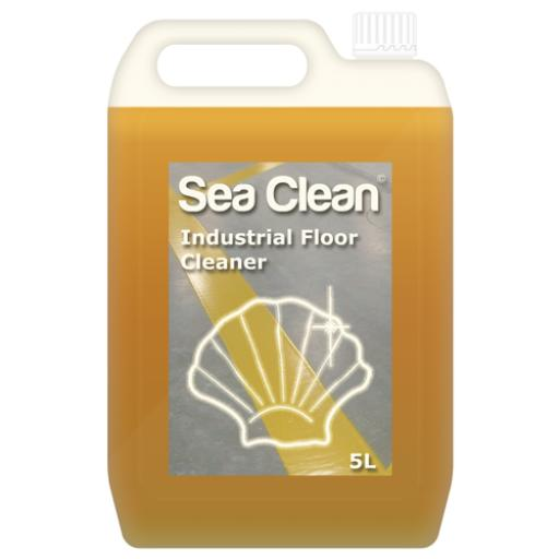 Sea Clean Industrial Floor Cleaner (Various Sizes)