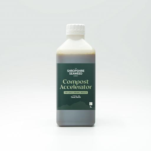 Premium Organic Compost Accelerator (Various Sizes)