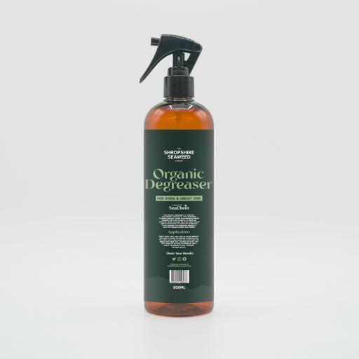 Organic Degreaser: For Ovens and Greasy Jobs (500ml)